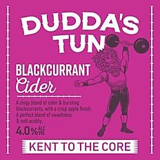 Blackcurrant Cider (Dudda's Tun)