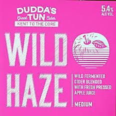 Wild Haze Cider (Dudda's Tun)
