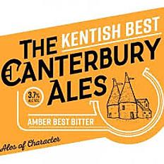 Kentish Amber Best Bitter (Canterbury Ales)