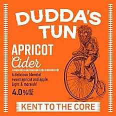 Apricot Cider (Dudda's Tun)