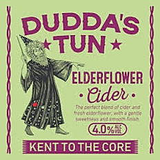 Elderflower Cider (Dudda's Tun)
