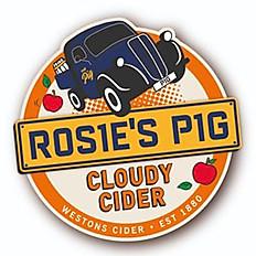 Rosie's Pig Cloudy Cider (Weston's)