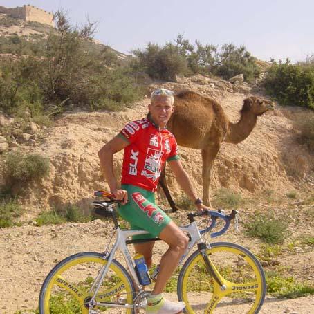 2002:  Trainingslager Marokko