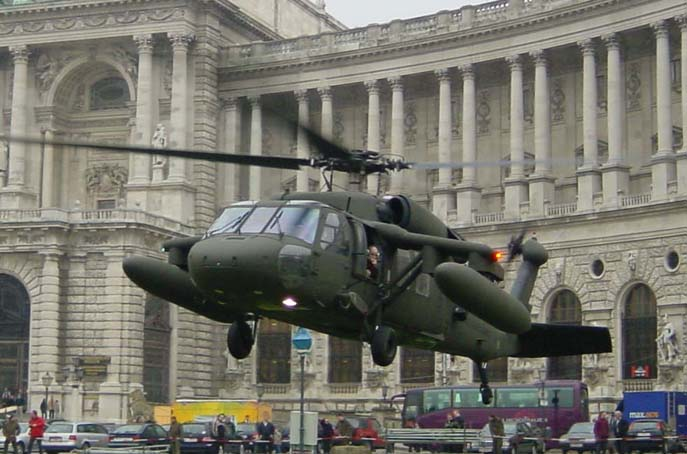 "2001: US-Army ""Black Hawk"""