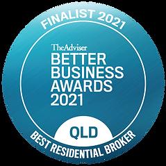 finalist seal_QLD_Best Residential Broke