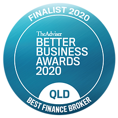 Finalist Best Finance Broker 2020 Awards