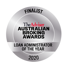 2020 Finalist Loan Administrator of the Year