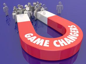 8 'gamechangers' die organisaties wakker maken