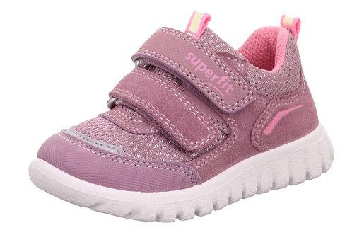Superfit scarpe sportive bambina allacciatura velcro suola flessibile