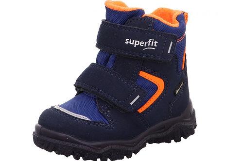 Superfit doposci scarponcini impermeabili imbottiti chiusura velcro