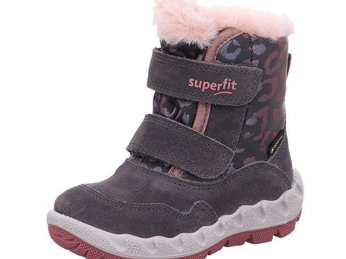 Superfit scarponcini impermeabili imbottiti chiusura velcro