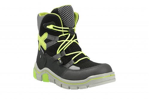 Ricosta Pax doposci scarponcini impermeabili imbottiti allacciatura Quick-Lock