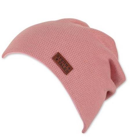 Sterntaler berretto fodera cotone rosa 4522101 748