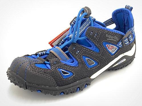 Superfit scarpe sportive semi aperte laccio elastico con cursore