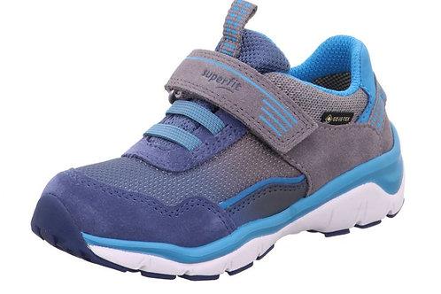 Superfit scarpe sportive Gore-Tex impermeabili chiusura velcro e laccio elastico
