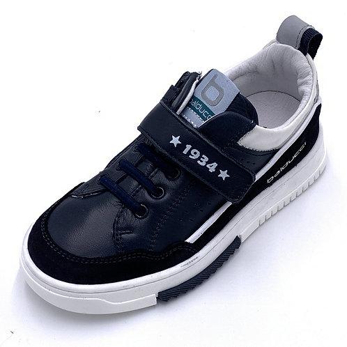 Balducci scarpe sportive fodera pelle Made in Italy