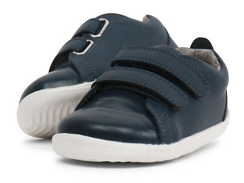 Bobux Grass Court scarpe sportive fodera cotone impermeabili velcro
