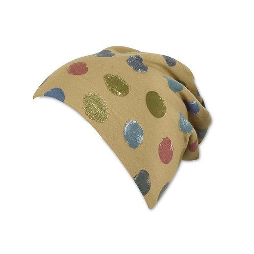 Sterntaler berretto jersey di cotone con fodera in cotone felpato 4422113 161