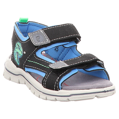 Ricosta sandali flessibili bambino chiusura velcro