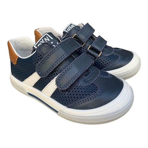 Bopy scarpe sportive pelle  bambino chiusura strap