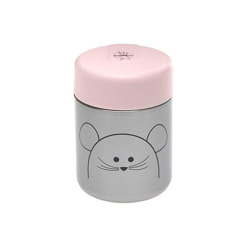Contenitore pappa termico Lässig 315 ml acciaio inossidabile Chums Mouse