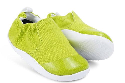 Bobux Xplorer Scamp scarpe primissimi passi super flessibili cotone