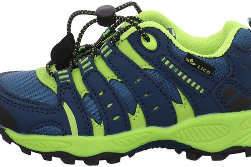 Fremont scarpe outdoor petrol lemon