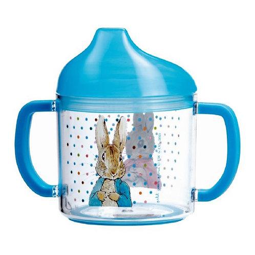 Petit Jour Sippy Cup Peter Rabbit tazza con manici