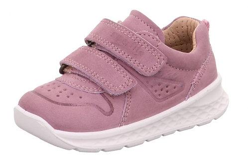 Superfit scarpe sportive in pelle bambina allacciatura velcro suola flessibile