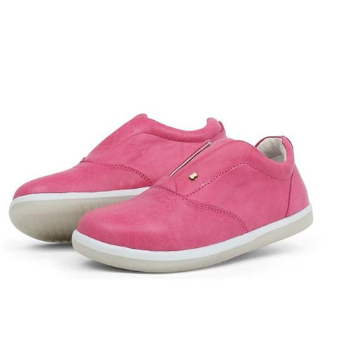 Bobux Duke scarpe sportive slip-on in pelle