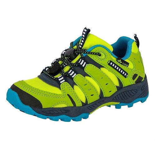 Fremont scarpe outdoor lime avio