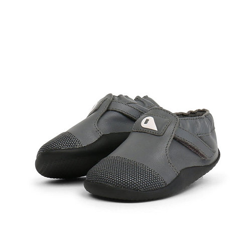 Xplorer Bobux scarpe primi passi super flessibili grigio antracite