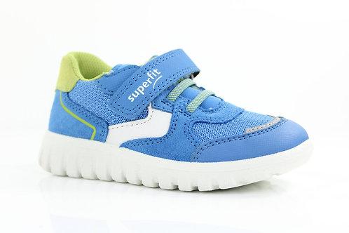 Superfit scarpe ginnastica bambino avio lime soletta pelle