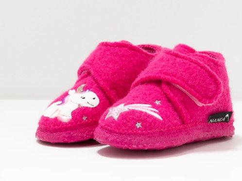 Nanga pantofole lana cotta calde e supermorbide