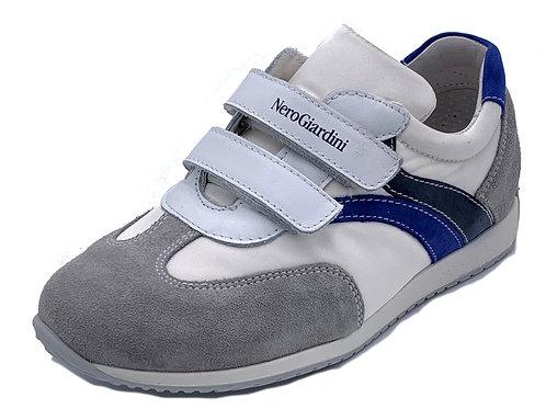 Nero Giardini scarpe sportive fodera pelle Made in Italy