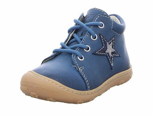 Pepino Romy scarpe pelle spazzolata jeans superflessibile