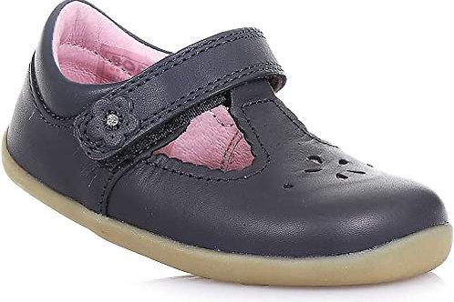 Bobux Regin T-bar scarpe primi passi in pelle