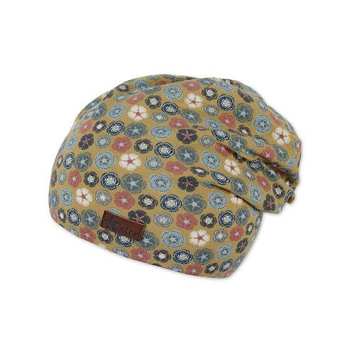 Sterntaler berretto jersey di cotone con fodera in cotone felpato 4412104 161