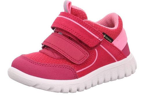 Superfit scarpe sportive Gore-Tex impermeabili chiusura velcro