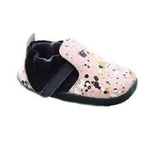 Xplorer Bobux scarpe primi passi super flessibili rosa splatter