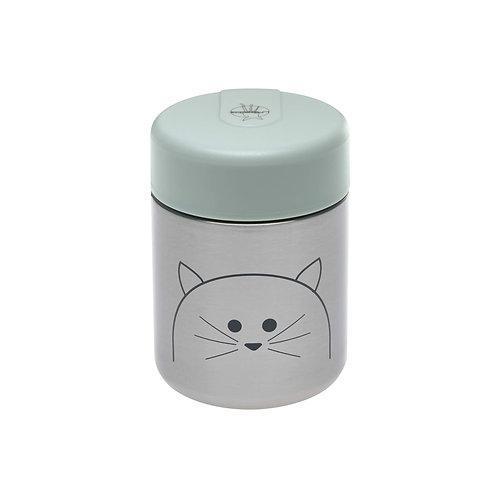 Contenitore pappa termico Lässig 315 ml acciaio inossidabile Chums Cat