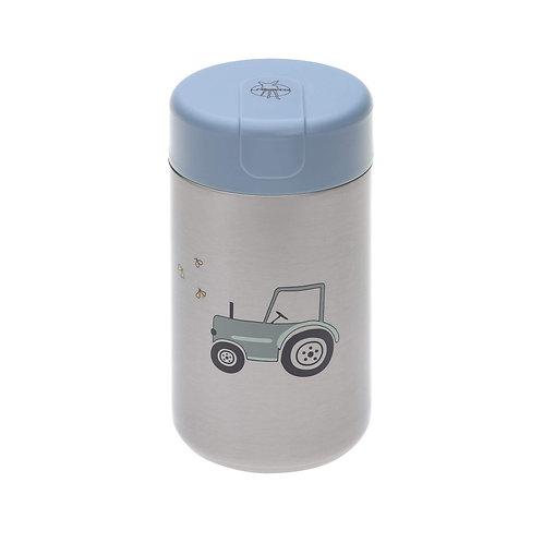 Contenitore pappa termico Lässig 480 ml acciaio inossidabile Tractor