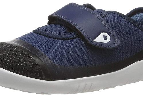 Bobux Low Dimension scarpe sportive fodera cotone chiusura velcro