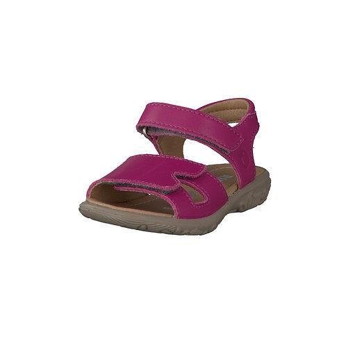 Ricosta Moni sandalo bambina fuxia velcro anteriore