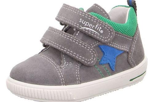 Superfit scarpe sportive bambino in pelle chiusura velcro