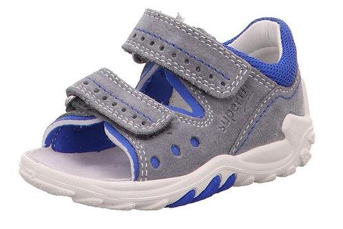 Superfit sandali primi passi bambino con velcro flessibili
