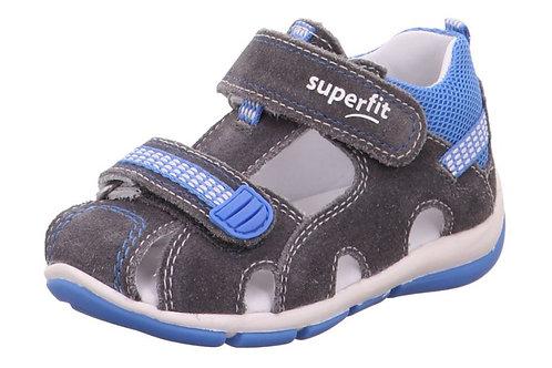 Sandali primi passi chiusi davanti Superfit Sandalen bambino con velcro