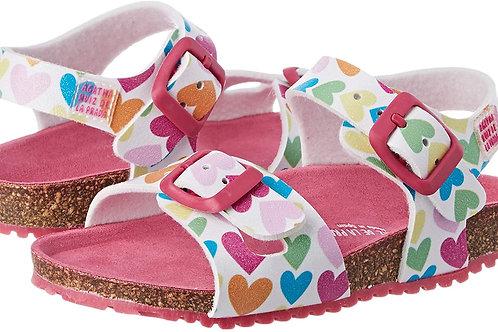 Agatha Ruiz De La Prada sandali bambina anatomici con suola flessibile