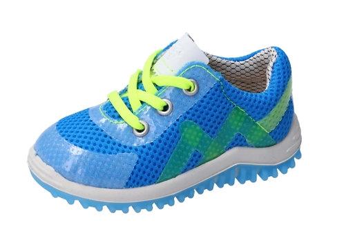 Pepino scarpe ginnastica Pero bambino chiusura lacci suola flessibile