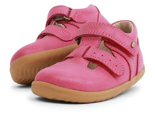 Jack & Jill Bobux scarpe semiaperte fuxia